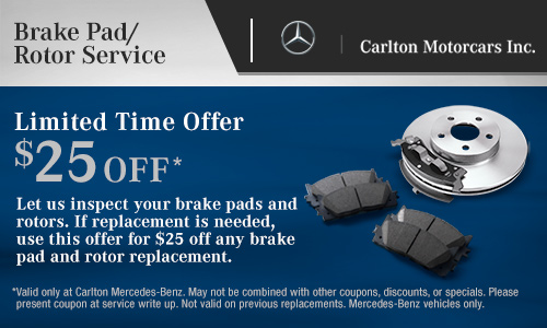 Turn to Mercedes-Benz of Bedford for Mercedes-Benz Coupons & Specials