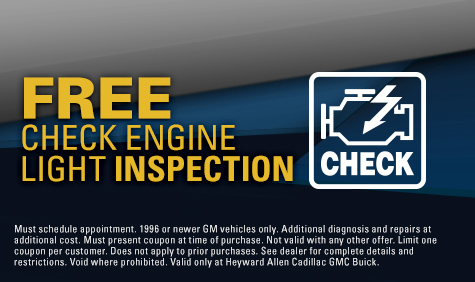 Oil Change And Tire Rotation Coupons At Heyward Allen Motor Company